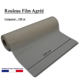 ROULEAU DE FILM AGREE - 50 microns