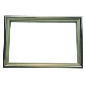 CADRE LISSE 16x10 - Or