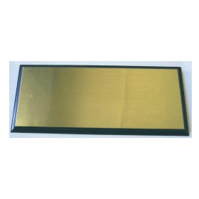 PLAQUE UNIVERSELLE 16 x 7 (Ss support)